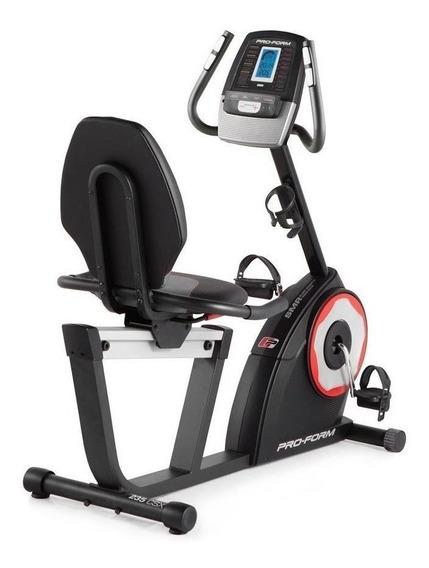 Bicicleta ergométrica horizontal ProForm 235 CSX
