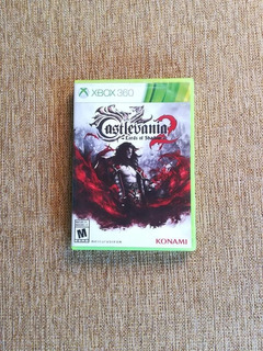 Castelvania 2 Lords Of Shadow Xbox 360. Envio Todo Chile.