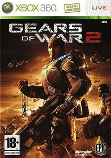 Gears Of War 2- Xbox 360