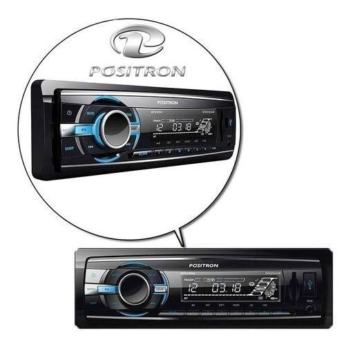 Auto Rádio Positron Am/fm Usb/mp3/sdcard Kpa00901