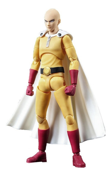 Boneco Saitama One Punch Man Dasin Model Original