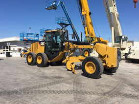 Motoconformadora Caterpillar 160m 2012