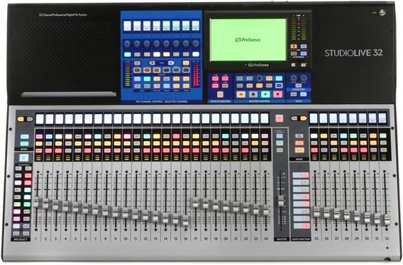 Presonus Mixer Digital Studiolive 32 Serie Iii