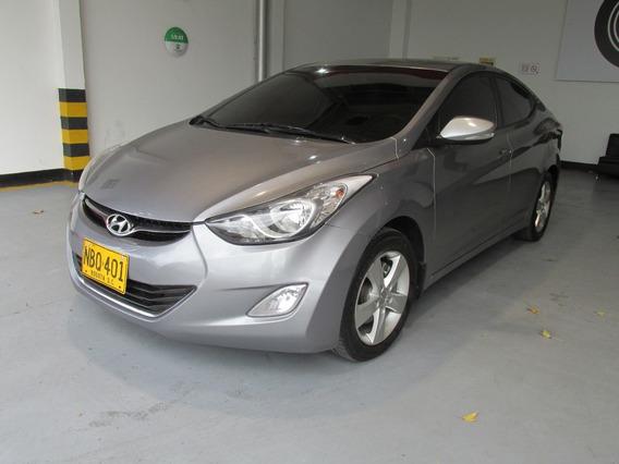Hyundai Elantra Sedan Gls