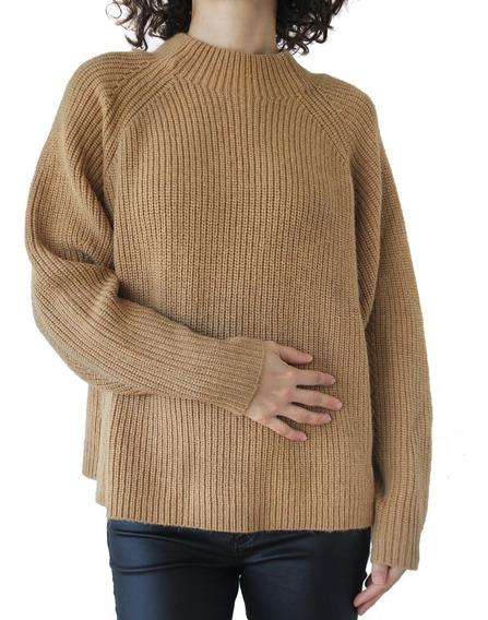 Sweater Tejido Mujer Importado Bien Abrigado