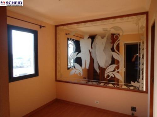 Imagem 1 de 15 de *cobertura: 140m², 3 Dorms, 1 Suíte, 3 Vagas Com Lazer Completo Junto Ao Metro Jabaquara!* - Mc511