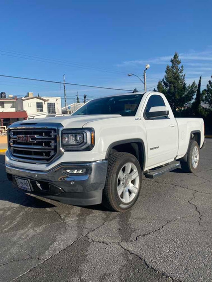 Gmc Sierra 2017 5.4 Cabina Regular Sle 4x4 At