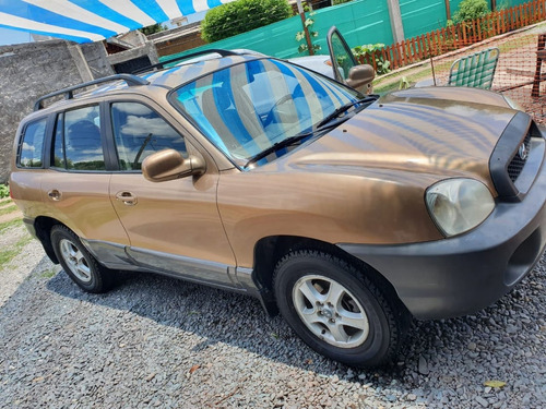 Hyundai Santa Fe 2.7 V6 4wd At 2005