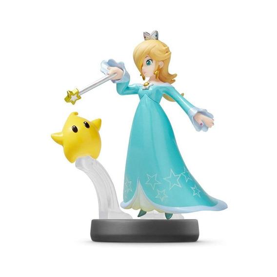 Amiibo Rosalina Super Smash Bros Wii U New 3ds Switch