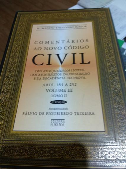 Comentários Ao Novo Código Civil Vol Iii Tomo Ii