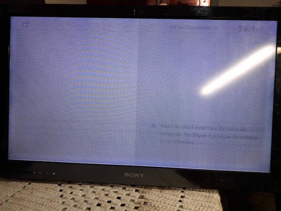 Cabo Flat Tv Sony Kdl-32ex525 (principal A T-com)