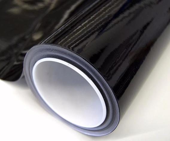 Pelicula Insulfilm Espelhada Prata 1m+54cm X 7,5m Profission