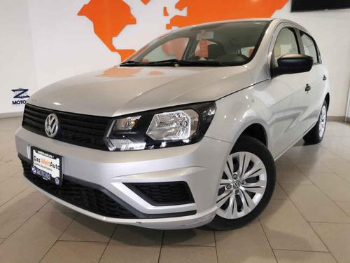 Imagen 1 de 15 de Volkswagen Gol 2020 5p 5 Ptas. Trendline