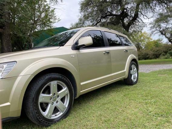 Dodge Journey 2011 2.7 Rt Atx (3 Filas)+dvd+techo