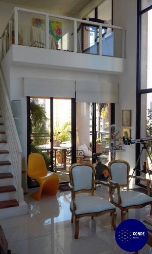 Imagem 1 de 15 de Lindo Apartamento Para Comprar Na Vila Andrade Com 4 Quartos - 62030707