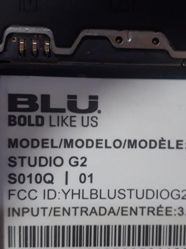 3/4 Blu Studio G2 Modelo S010q