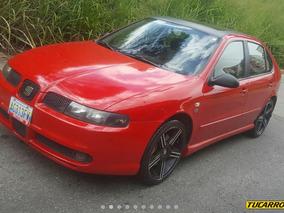 Seat Leon Sport Top Turbo Tap. Cuero - Sincronico