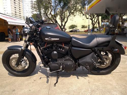 Harley Davidson Sportster 1200 Cb (iron 883 883r Fat Boy)