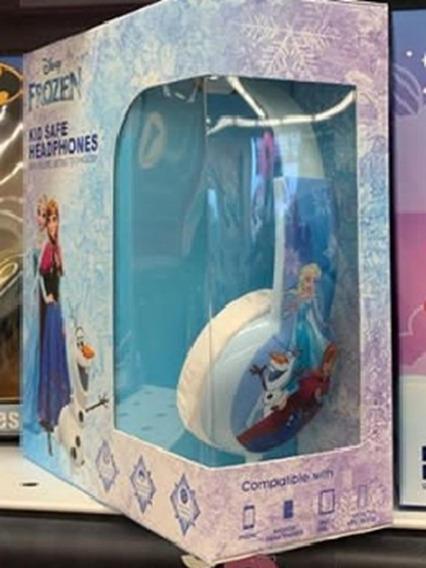Audifonos De Niños Frozen Disney