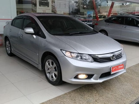 Honda Civic Exs 1.8 16v Flex, Lur4655