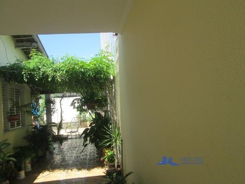 Casa A Venda No Bairro Residencial Nato Vetorasso Em São - 240-1