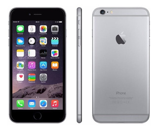 iPhone 6 Gris Space Gray 16gb Nuevo Blakhelmet E