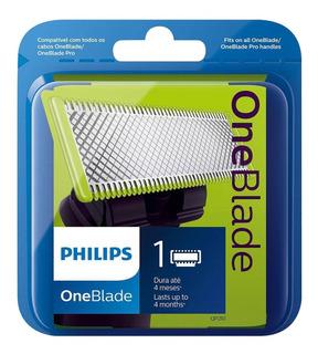 Lâmina Oneblade Para Barbeador Philips Refil De Reposição