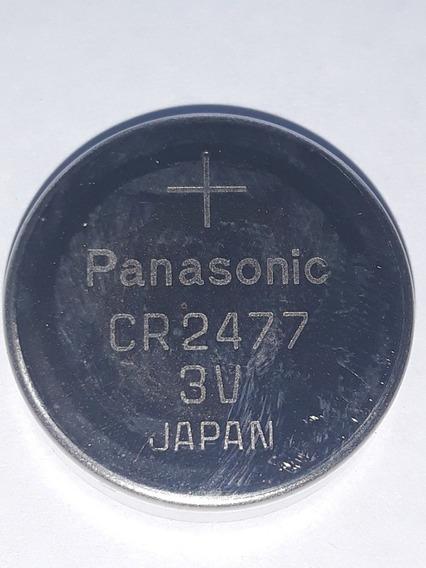 Bateria Controle Alarme Cr2477 Original Japonesa 3 Volts