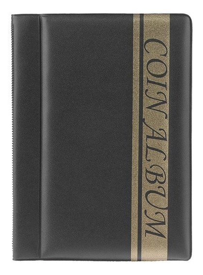 H - 120 Bolsos Moedas Album Collection Book Mini Penny Coin
