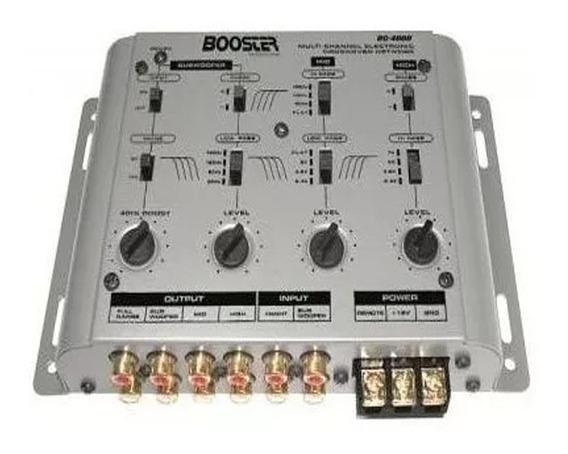 Crossover Eletrônico Booster Bc-4000 5 Canais Promoção