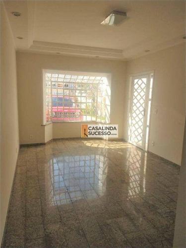 Imagem 1 de 29 de Sobrado Com 3 Dormitórios À Venda, 350 M² Por R$ 980.000 - Vila Esperança - São Paulo/sp - So1229