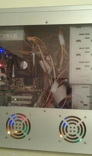 Computadora Pentium 4 Ht Prescott Acrilico