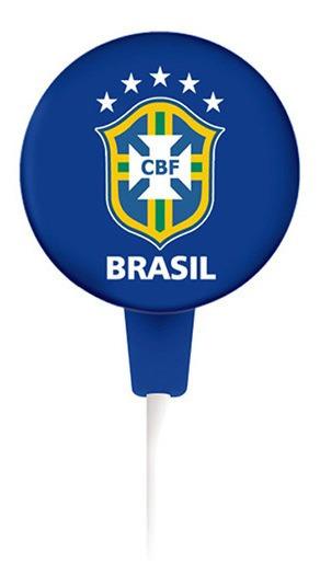 Fone De Ouvido Cbf Seleção Brasileira Oficial Waldman