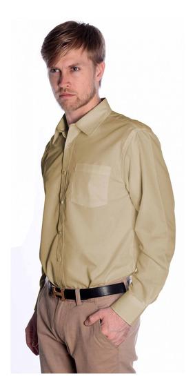 Camisa Masculina Lisa, Giorgio Bianco 21636
