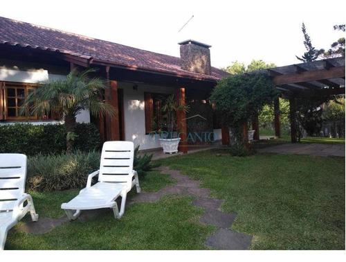 Casa Com 4 Dormitórios À Venda, 269 M² Por R$ 2.200.000,00 - Bosque Sinoserra - Canela/rs - Ca0446