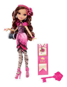 Boneca Ever After High Primeiro Capítulo Briar Beauty Mattel