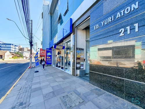 Imagem 1 de 25 de Sala Para Alugar, 46 M² Por R$ 1.200,00/mês - Centro - Gravataí/rs - Sa0309