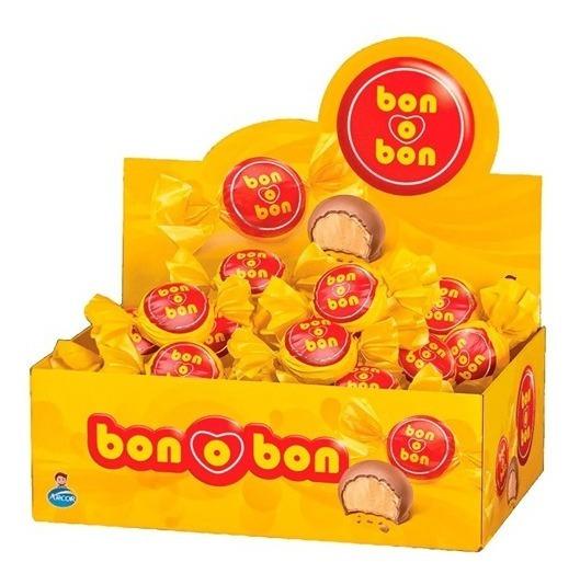 Bon O Bon Clasico Promo Caja X30un - Barata La Golosineria