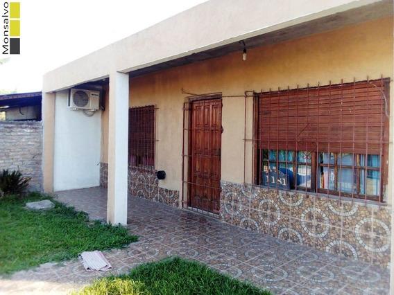 Se Alquila Casa En Merlo A 15 Cuadras Del Centro