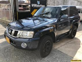 Nissan Patrol [y61] Sgl Mt 3000cc Td 3p Ct