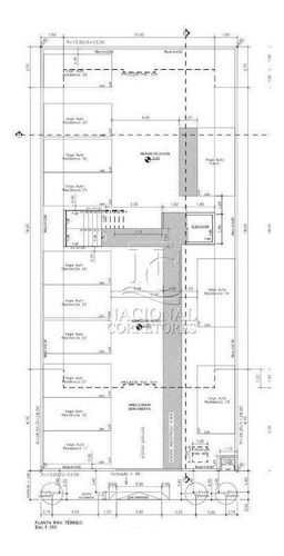 Imagem 1 de 20 de Cobertura À Venda, 90 M² Por R$ 330.000,00 - Jardim Jamaica - Santo André/sp - Co5570