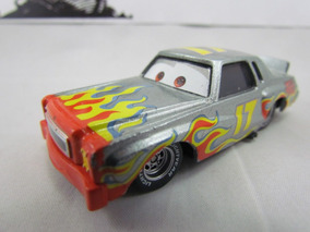 Disney Cars Darrell Cartrip Nº 17 Loose #26 1:55 Mattel