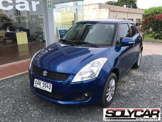 Suzuki Swift 2014 1.2 Gl Excelente Estado!!