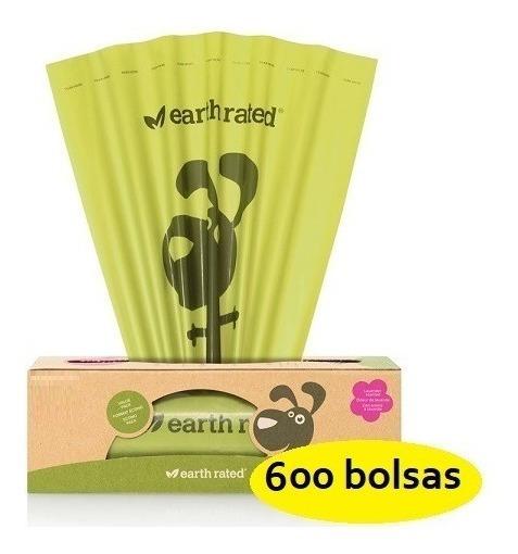 600 Bolsas Oxo Biodegradables Popo Perro Condominio Pmbg008