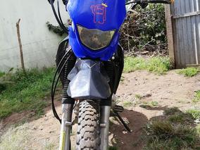 Moto Um Ds200 Alterada A 250cc