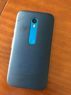 Celular Moto G (3a Geração) 16gb