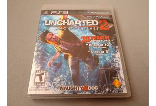 Uncharted 2 Among Thieves Original Para Ps3