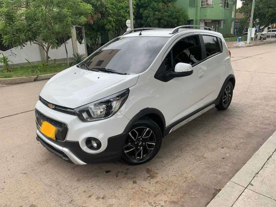 Chevrolet Spark Gt Activ Modelo 2019 Como Nuevo