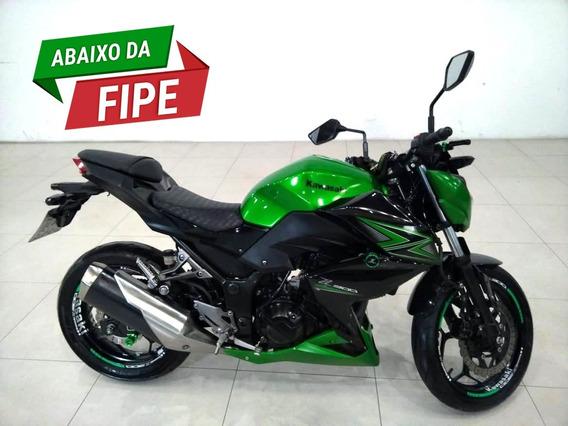 Moto Kawasaki Z 300