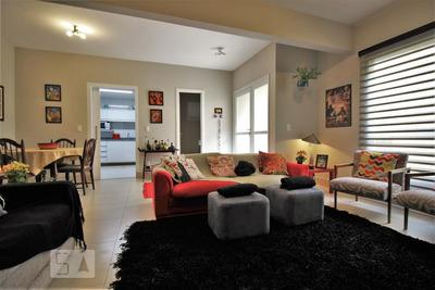 Casa Em Condomínio Mobiliada Com 3 Dormitórios E 2 Garagens - Id: 892929408 - 229408